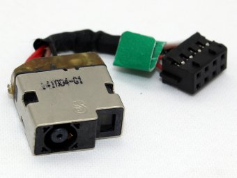 741969-001 HP Pavilion TouchSmart 10 10-E 10-E000 10-E010NR 10-E010SA 10-E019NR 10-E020CA Power Jack Connector Port DC IN Cable