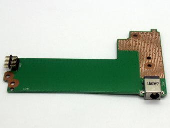 Asus X75A X75A1 X75VB X75VC X75VD X75VD1 Power Jack Connector Port Charging DC IN PCB Board