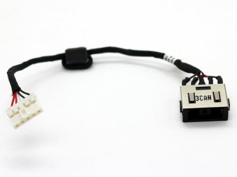 DC30100LD00 DC30100LG00 ACLU1 Lenovo IdeaPad G40 G50 Z40 Z50 Charge Connector Port Power Jack DC IN Cable Harness Wire