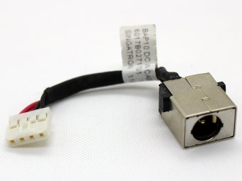 BAP10 6017B0271701 Acer TravelMate 8172 8172T 8172Z Charging Port Socket Connector Power Jack DC IN Cable Harness Wire