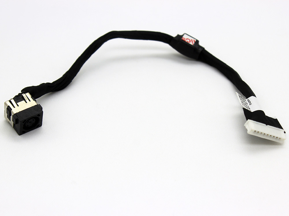 784VK 0784VK AAP10 DC30100TN00 Dell Alienware 15 R1 R2 AW15R1 AW15R2 ALW15 Power Jack Connector Charging Port DC IN Cable
