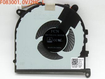 0VJ2HC 0TK9J1 Dell XPS 15 9560 Series CPU GPU Cooling Fan