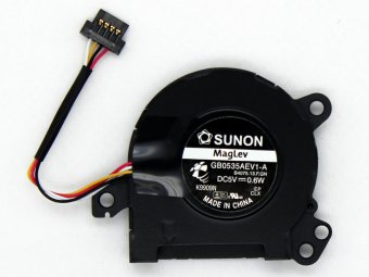 GB0535AEV1-A B4075.13.F.GN AB3705HX-K0B B3864.13.F.GN Acer Aspire One ZA3 751 751H AO751 AO751H CPU Cooling Fan Cooler Assembly