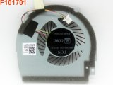 0147DX 0NWW0W CPU GPU Cooling Fan for Dell Inspiron 7566 7567 P65F001 Series Coolder Inside Assembly
