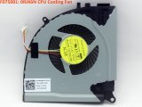 0RJX6N 04X5CY CPU GPU Cooling Fan Dell Inspiron 5576 5577 7557 7559 FCN DFS201105000T FGLQ DFS2001053P0T FGLP Cooler Assembly
