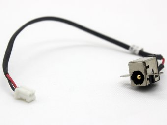 Clevo W650sz Series Ac In Power Jack Connector Charging