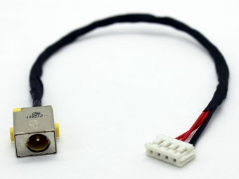 Acer Aspire 7250 7250G Series Power Jack Connector Plug Port DC IN Cable Input Assembly Harness Wire