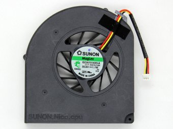 GC057014VH-A 13.V1.B3578.F.GN IBM Lenovo ThinkPad W700 W700DS W701 W710 CPU Cooling Fan Inside Cooler Assembly Genuine Original