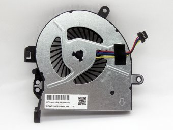 HP ProBook 450 455 470 G3 837535-001 CPU Cooling Fan Inside Cooler Assembly New Genuine