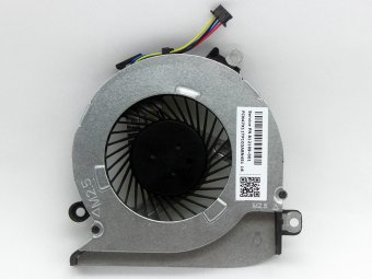 812109-001 0FGBW0000H HP 15 17 Notebook PC CPU Cooling Fan Inside Cooler Assembly New Genuine