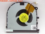 02PH36 0H98CT Dell XPS 15 9530 Precision M3800 CPU GPU Cooling Fan Inside Cooler Assembly DFS501105PR0T DFS501105PQ0T