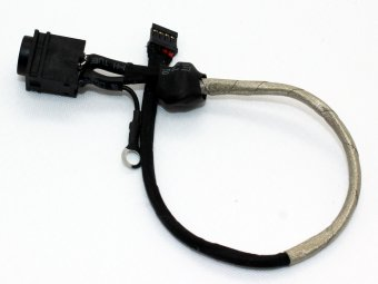 A-1772-807-A A1772807A M9A0 356-0101-6684_A Sony VAIO VPCCW PCG-6xxxx Charge Port Connector Power Jack DC IN Cable Harness Wire