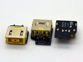 94V-0 E54926 Lenovo Ideapad Yoga 11 11S Touch Clementine Ultrabook DC Power Jack Socket Connector Port IN Charging Board Plug IN