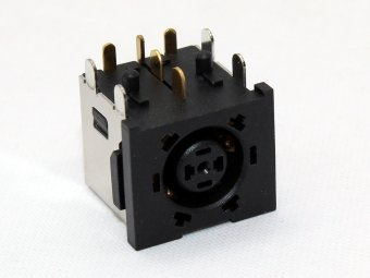 Dell Alienware M14x M14x-R2 M14xR2 P18G P18G001 P18G002 Series AC DC Power Jack Socket Connector Charging Plug Port