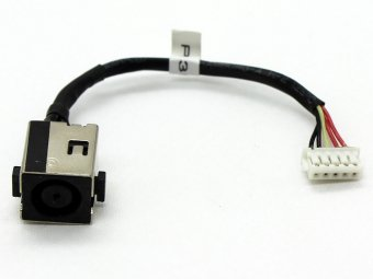 P13FY 0P13FY Dell Inspiron M301Z N301Z Series Charging Port Socket Connector Power Jack DC IN Cable Harness Wire Plug IN Replace