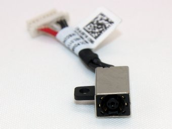 6VV22 06VV22 Dell Inspiron 17 7000 7778 i7778 7779 i7779 P30E P30E001 2-in-1 Power Jack Connector Charging Plug Port DC IN Cable
