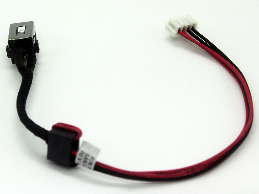Toshiba Satellite L55DT-A5293 L50T-ASP5260FM L50T-ASP5261FM L50T-ASP5262FM L50T-ASP5263FM L50T-ASP5370SM Power Jack DC IN Cable