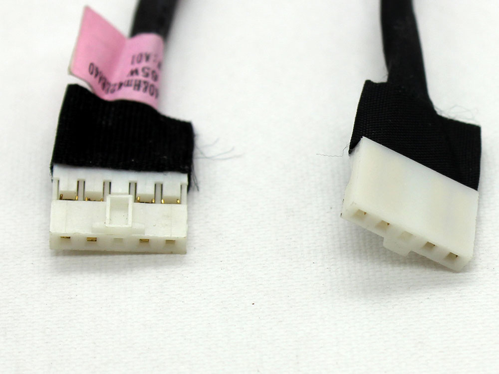 JE40 50.RC801.001 50.RC901.006 Acer Aspire TravelMate eMachines Power Jack Connector Charging Port DC IN Cable Harness Wire