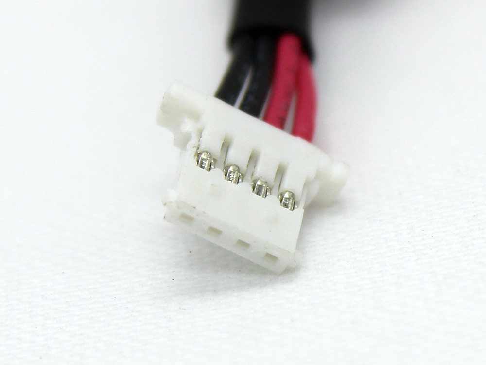 50.L7FN1.004 Acer Aspire Switch Alpha 12 SW5-271 Series Power Jack Connector Charging Plug Port DC IN Cable Input Harness Wire