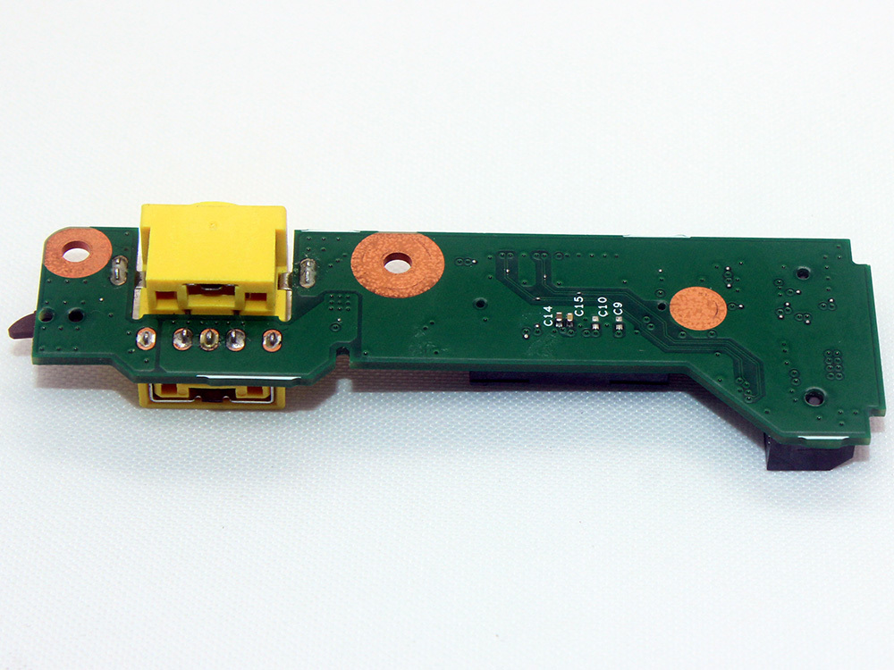 04W1699 04W3997 Lenovo ThinkPad T420S T420SI T430S T430SI DC-IN SUB Card Power Jack Connector Charging Board Input